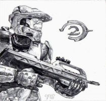 Master Chief by Kamino185