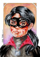 Hit Girl by juliapinto