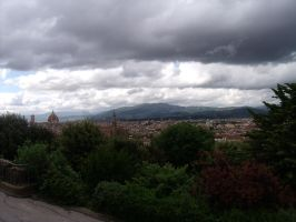 View over Firenze by BMFMhero1991