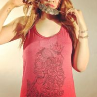 Suicide Sin Muerte Tank Top by piratesofbrooklyn