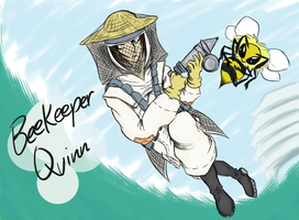 Beekeeper Quinn by aftertaster7