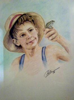 Tom Sawyer by WingobiaArtGraphic