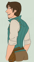 Flynn Rider by Koipatches
