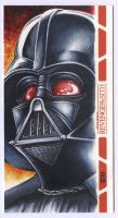 Darth Vader - RotSITH WV Artist Proof by Erik-Maell