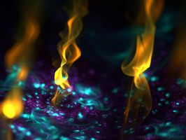 Flames by manapi