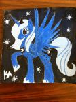 Princess Luna by Undead-Pankake