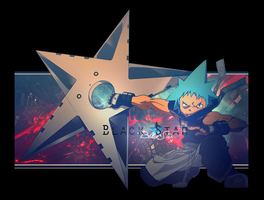 Black Star: Soul Eater by Kamishiro-Yuki