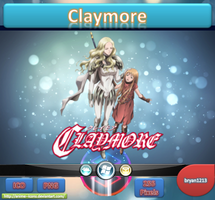 Claymore ICO and PNG by bryan1213