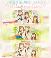 SHINNIE AND SANDY COLLABORATION by shinniebabe24