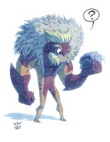 Sabretooth by OtisFrampton