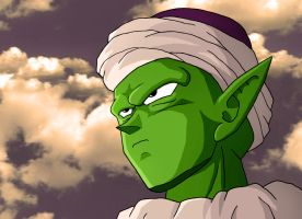 Piccolo +Colored+ by xsummergirl4235x