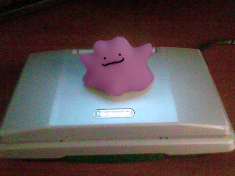 Battle Revolution Real Ditto by DavidDarck