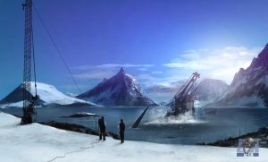 Antarctica Arise by breaker213