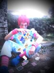 Hisoka's Magic by YUGIOHPASSIONCOSPLAY