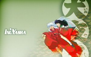 InuYasha by BlackLeatherAgiel