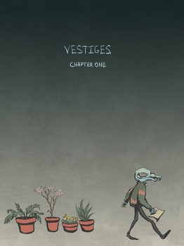 Vestiges Ch.1 Cover by Saphire88