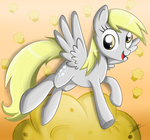Derpy -Profile- by The-Butcher-X