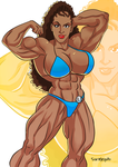 Joanna Blake - Bodybuilding Invitational by Odie1049