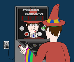 the True Pinball Wizard by Riptor25