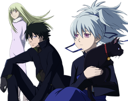 Darker Than Black by Ergh3