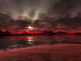 red horizon by magann