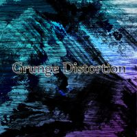 Grunge Distortion Brushes by missmandyx2