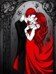 Sorcerer In Black Witch In Red by HechiceraRip