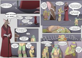 TMNT WYS Pages 5-6 by Samantai