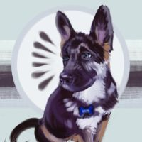 RGD Quick puppy doodle by cluis