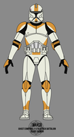 Clone Trooper Waxer - Phase I Armor by BCMatsuyama