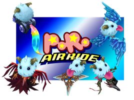 Poro Air Ride by AGirlWhoPassesAsABoy