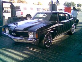 1972 CHEVELLE SS 454 by atomikscr