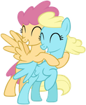 Windy Hug by Leapingriver