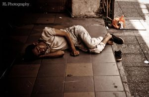 homeless by Rlew