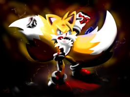 Tails - First Chaos Control by Paredi