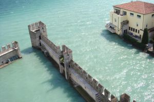 castle of Sirmione by CoffeeDoctor