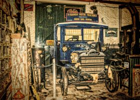 Old Timer by NickField