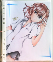 misaka mikoto 3 by stylable
