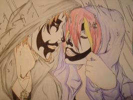 Juggalo Love by InkedupHero