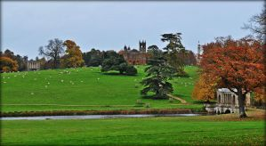 English Landscape by Estruda