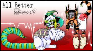 Quick Fix Up - All Better by Kinla