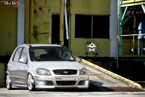 2010 Chevy Celta Street by PedroIvoAlonso