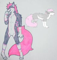 pink is now my aesthetic by Aerommy