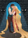 Tangled Kisses by theartful-dodge