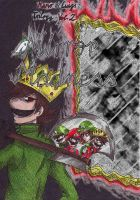Mirror_Madness by LittleSakis-Aubade