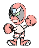 Strong Bad Doodle by Goronic