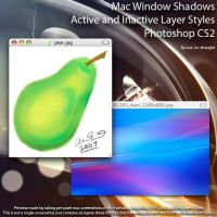 Mac Window Shadows by lost--in--thought