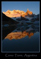 The Spire of Cerro Torre by atom7