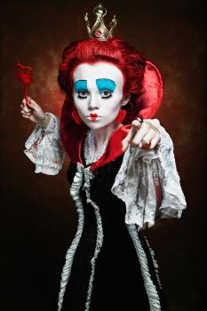Red Queen by idaniphotography