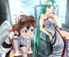 Kid Icarus by Parimak